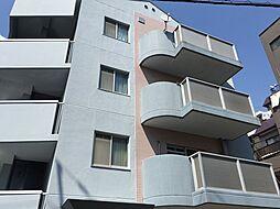 木島マンション[3階]の外観