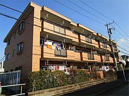 東京都多摩市東寺方1丁目の賃貸マンションの外観