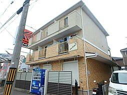 ミア・カーサ・エフ[2階]の外観