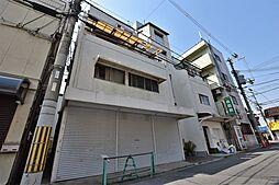 大阪府羽曳野市野々上4丁目の賃貸マンションの外観