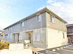神奈川県横浜市瀬谷区阿久和西3の賃貸アパートの外観