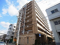 兵庫県神戸市兵庫区三石通3丁目の賃貸マンションの外観