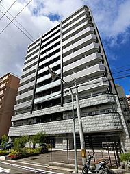 大阪府大阪市淀川区十三東1丁目の賃貸マンションの外観