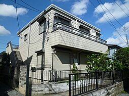 埼玉県上尾市弁財2丁目の賃貸マンションの外観