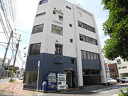 長崎県長崎市目覚町の賃貸マンションの外観