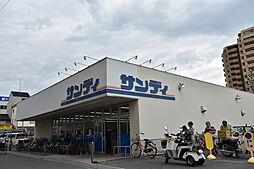 [テラスハウス] 大阪府松原市上田7丁目 の賃貸【/】の外観
