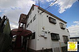 千葉県市川市宮久保3丁目の賃貸マンションの外観