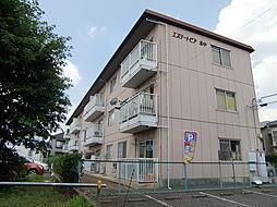 埼玉県所沢市北中3丁目の賃貸マンションの外観