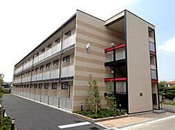 埼玉県さいたま市南区内谷3丁目の賃貸アパートの外観