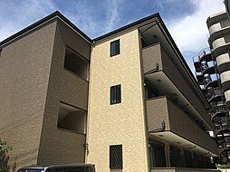 アッシュメゾン北加賀屋[2階]の外観