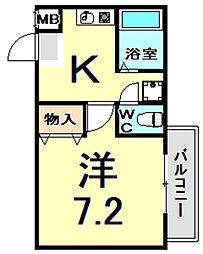 【敷金礼金0円!】阪神本線 千船駅 徒歩10分