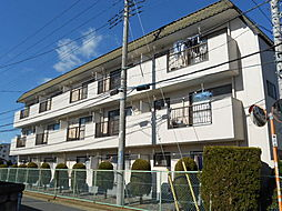 長久保マンション[3階]の外観