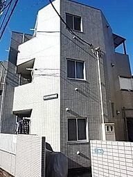 サンシティ中野島第二[2階]の外観