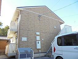 滋賀県彦根市宇尾町の賃貸アパートの外観