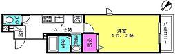 シャーメゾン東加古川[303号室]の間取り