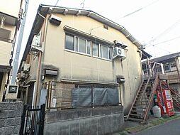 大阪府豊中市曽根南町3丁目の賃貸アパートの外観