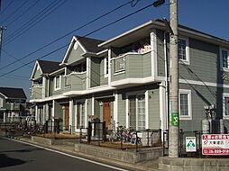 [テラスハウス] 神奈川県厚木市温水西2丁目 の賃貸【/】の外観