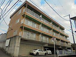 サンハイム富士見[2B号室]の外観
