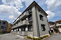 大阪府堺市中区新家町の賃貸アパートの外観