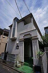 埼玉県和光市丸山台2丁目の賃貸アパートの外観
