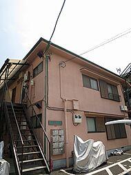 荻野コーポ[1階]の外観