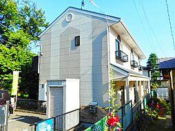 [テラスハウス] 神奈川県厚木市戸室2丁目 の賃貸【神奈川県/厚木市】の外観