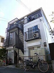 美和マンション[3階]の外観