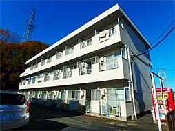東京都八王子市別所1の賃貸マンションの外観