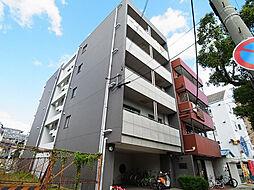 グランドーレ東須磨[4階]の外観