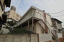 千葉県市川市田尻4丁目の賃貸アパートの外観