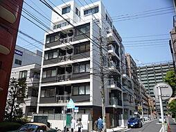 神奈川県川崎市中原区丸子通1丁目の賃貸マンションの外観