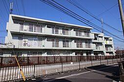 ひかりマンション[1階]の外観