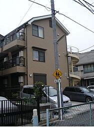 神奈川県横浜市南区別所2丁目の賃貸アパートの外観
