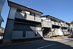 大阪府羽曳野市島泉8の賃貸アパートの外観