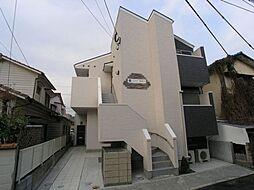 コンフォートベネフィス箱崎10[203-A号室]の外観
