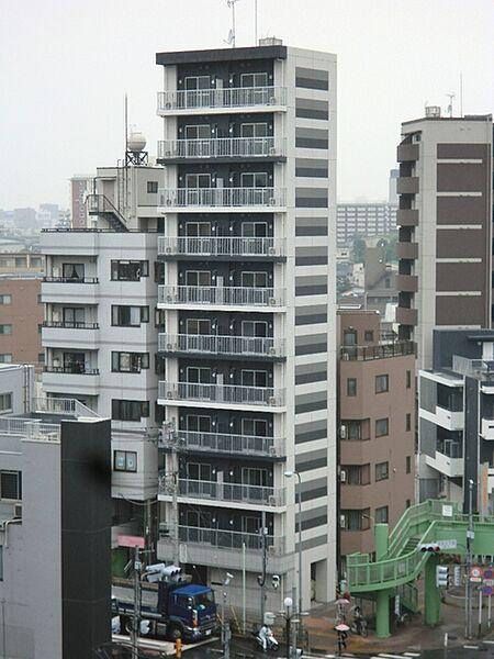 東京都北区王子3丁目の賃貸マンション