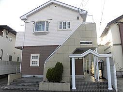 神奈川県綾瀬市上土棚中6丁目の賃貸アパートの外観