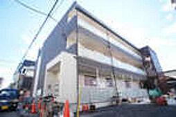 神奈川県大和市西鶴間1丁目の賃貸アパートの外観