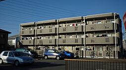 栃木県小山市西城南1丁目の賃貸マンションの外観
