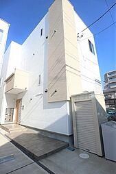 JR常磐線 新松戸駅 徒歩11分の賃貸アパート