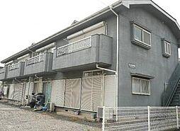 キャッスル川鶴[2階]の外観