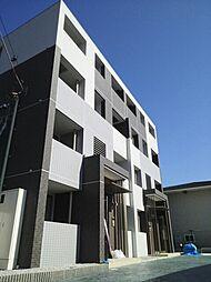 ブランドール湘南[1階]の外観