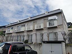埼玉県所沢市大字久米の賃貸アパートの外観