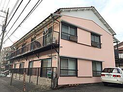 渡辺荘[105号室]の外観