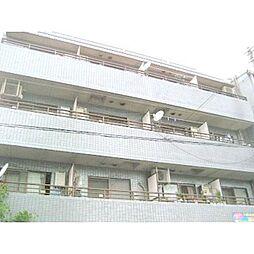 大阪府大阪市平野区平野馬場1丁目の賃貸マンションの外観