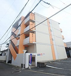 福岡県福岡市城南区茶山4丁目の賃貸マンションの外観