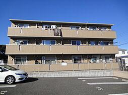 埼玉県三郷市高州3丁目の賃貸アパートの外観