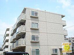 市川クローバーハイツ行徳[4階]の外観