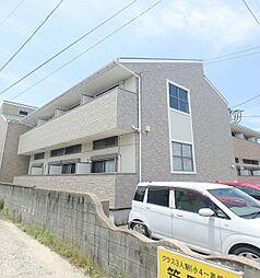 福岡県福岡市城南区七隈3丁目の賃貸アパートの外観