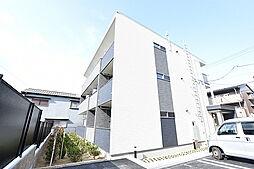 大阪府堺市西区鳳中町10丁の賃貸アパートの外観